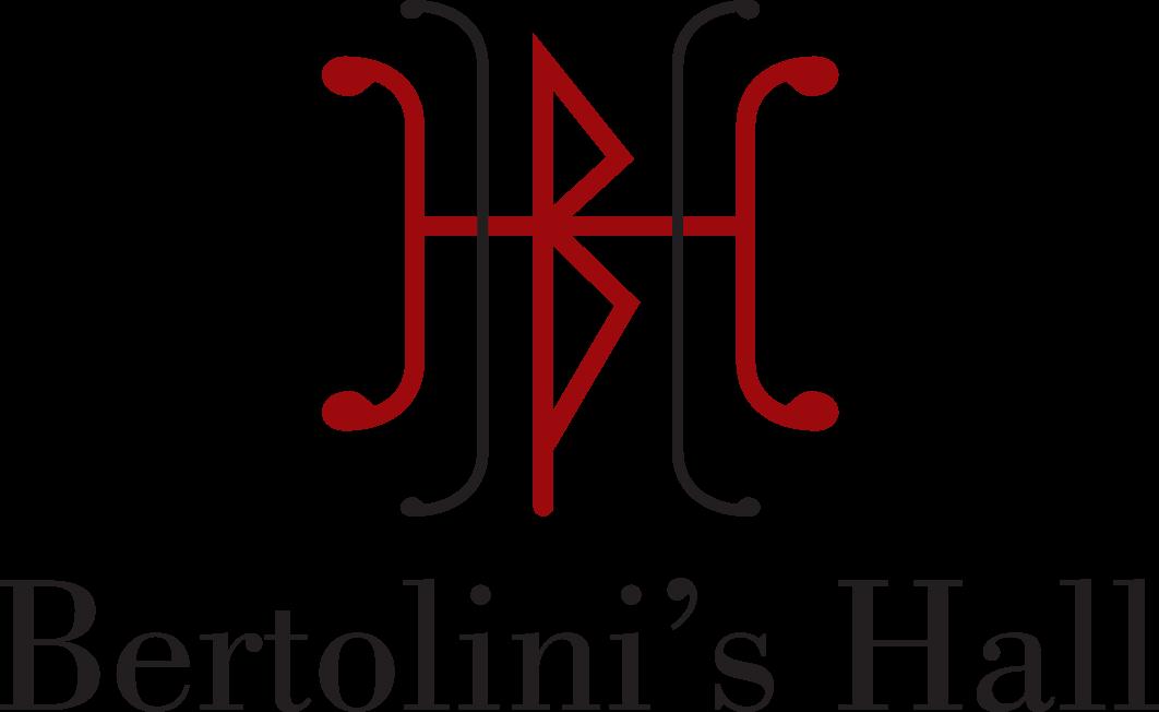 Bertolini's Hall Logo